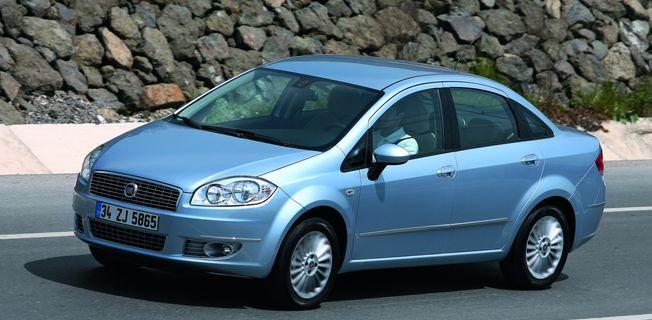 Fiat Linea 1.4 8V (2011-)