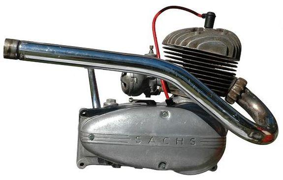 Vilken gänga på svänghjulet till Sachs 150 cc?