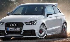 Audi A1 quattro – med 256 hk på alla fyra