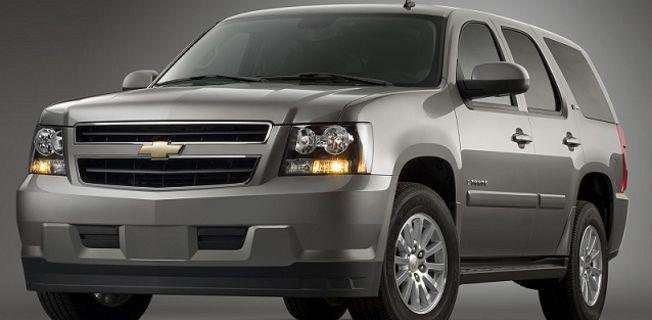 Chevrolet Tahoe 5.3 (2011-)