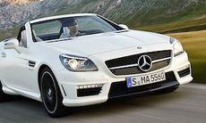 Mercedes SLK 55 AMG – 422 hk med ny V8