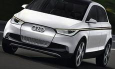 Audi skrotar nya A2