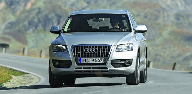 Audi Q5 3.2 FSI Quattro (2011-)
