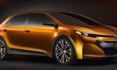 Toyota Corolla Furia concept – framtidens design?