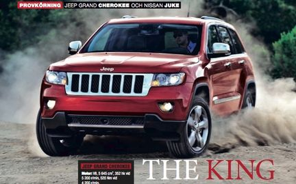 Jeep Grand Cherokee: The King