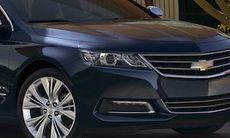 Chevrolet Impala – helt ny från grunden