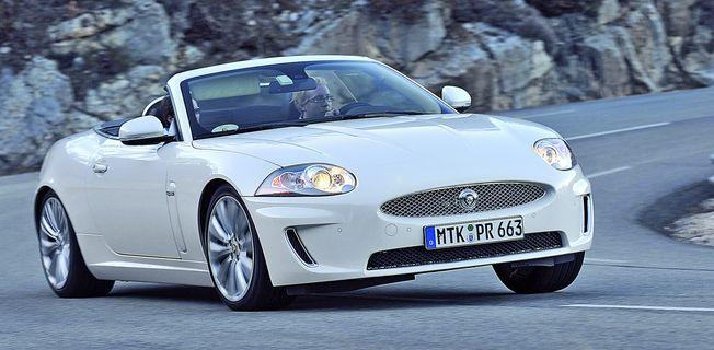 Jaguar XK 5.0 V8 (2011-)