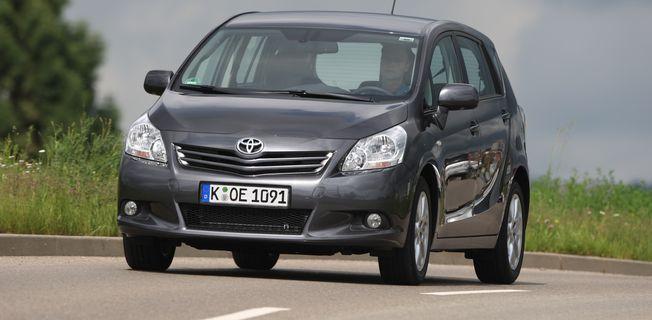 Toyota Verso 1.8 (2011-)