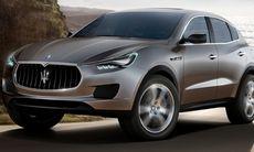 Maserati lanserar dieselbil 2013