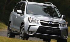 Subaru Forester kommer med turbomotor