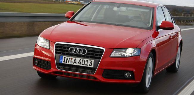 Audi A4 Avant 2.7 TDI (2011-)