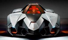 Lamborghini Egoista är byggd för en person – föraren