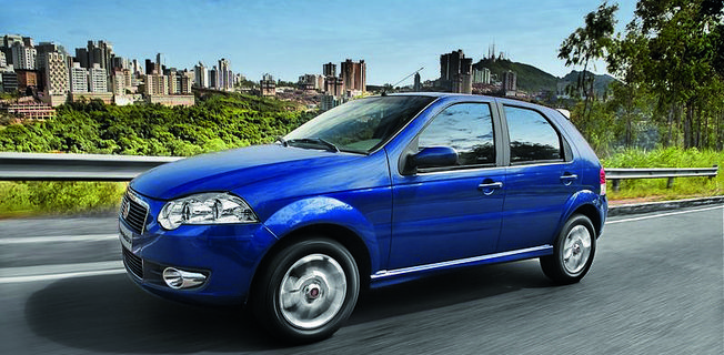 Fiat Palio 1.8 8V Weekend (2011-)