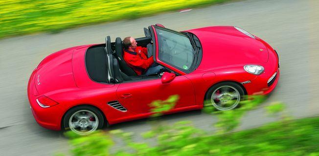 Porsche Boxster S (2011-)