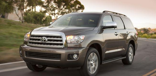 Toyota Sequoia 5.7 (2011-)