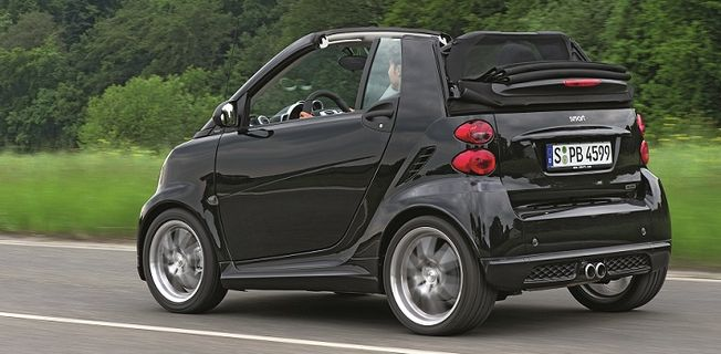 Smart Fortwo Cabriolet Brabus (2011-)