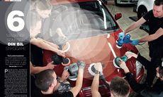Sex maskiner som gör bilen snyggare