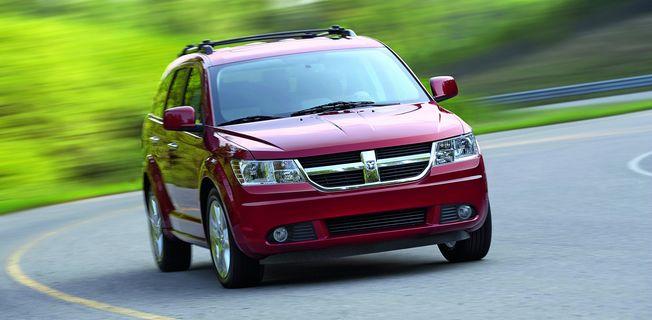 Dodge Journey 2.0 CRD (2011-)