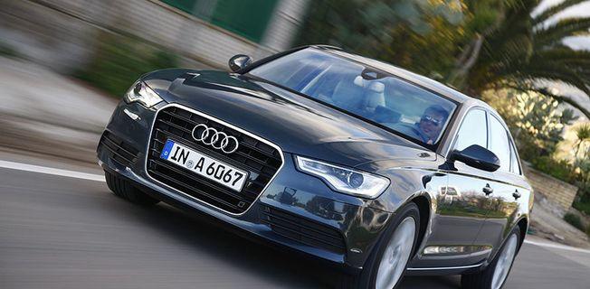 Audi A6 3.0 TFSI Quattro (2011-)