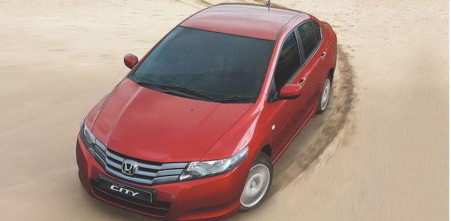 Honda City 1.5 (2011-)