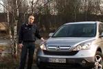 Suv-test: Honda CR-V mot konkurrenterna