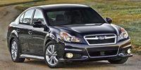 Subaru Legacy och Outback får snålare motorer