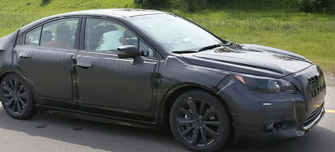 Spion  Subaru Legacy – snygg igen  - auto motor   sport a9bffd37c316e