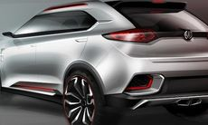 OFFICIELL: MG CS Crossover Concept