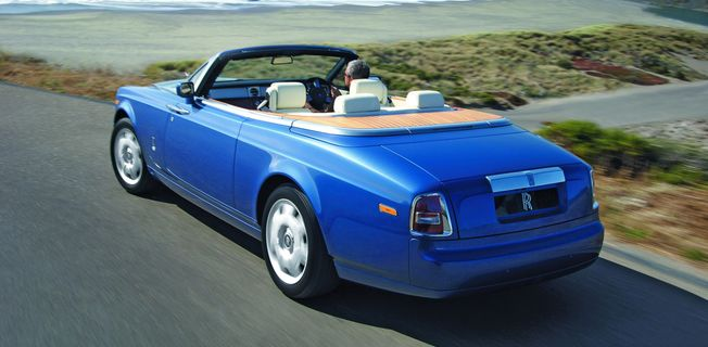 Rolls-Royce Phantom Drophead Coupé (2011-)