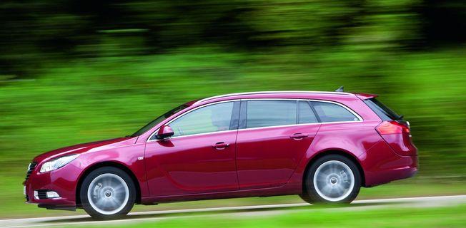 Opel Insignia Sports Tourer 1.8 (2011-)