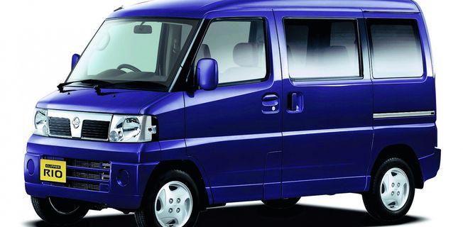 Nissan Clipper Rio 0.7 (2011-)