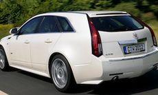 Provkörd: Superkombin Cadillac CTS-V Sport Wagon