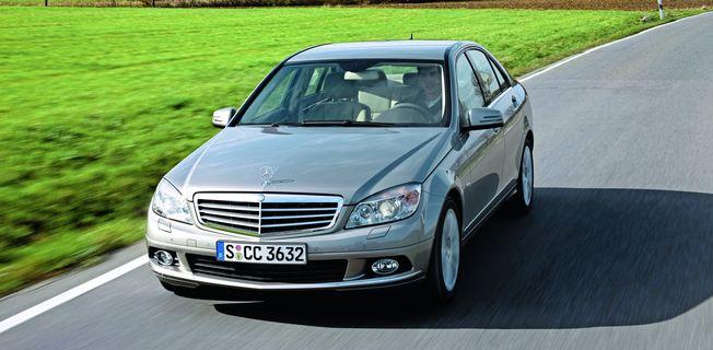 Mercedes-Benz C 200 CGI (2011-)