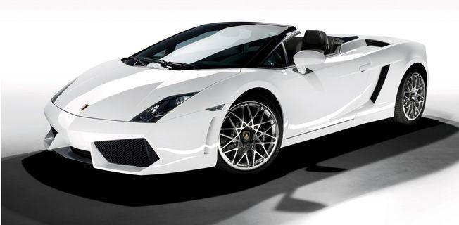 Lamborghini Gallardo LP 560-4 Spyder (2011-)