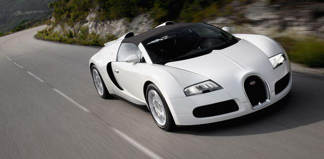 Bugatti Veyron Grand Sport (2011-)