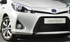 Toyota Yaris Hybrid blir snålast i klassen