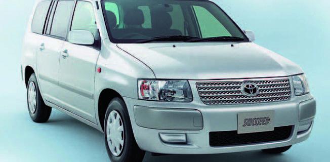 Toyota Succeed Wagon 1.5 (2011-)