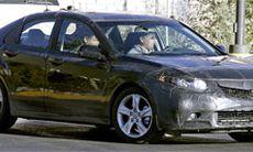 SPION: Nya Accord lånar från Acura