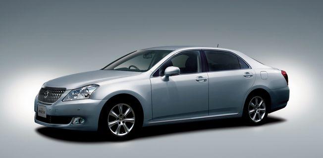 Toyota Crown Majesta 4.6 (2011-)
