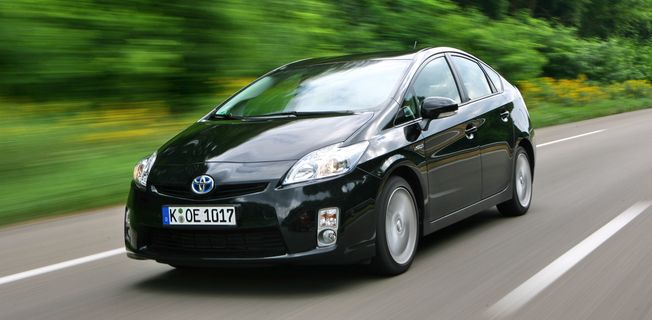 Toyota Prius (2011-)