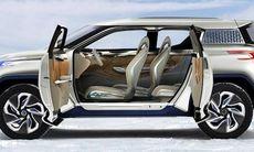 Nissan Terra FCEV Concept – nya Juke?