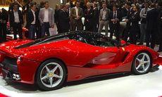 """Ferraris supersportbil """"LaFerrari"""" – alla bilder och fakta"""