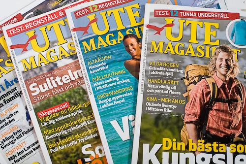 Utemagasinet är Sveriges bästa tidskrift - Nyheter - Sportfack 56056185ce8e6