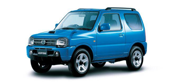 Mazda Az Offroad 0.7 (2011-)