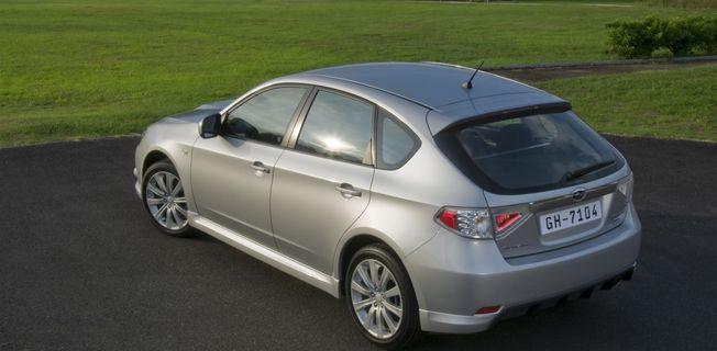 Subaru Impreza 2.0D (2011-)