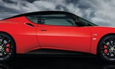 Lotus Evora Sports Racer kommer!