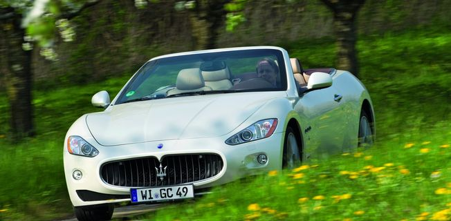 Maserati Gran Cabriolet (2011-)