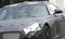 Mercedes testar baby-SLS