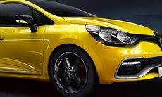 Officiell: Uppkäftiga Renault Clio RS 200