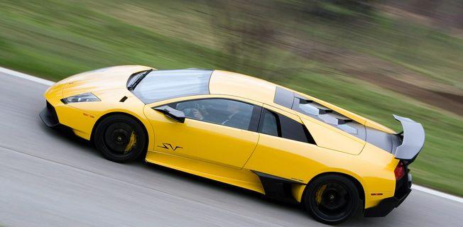 Lamborghini Murciélago LP 670-4 Superveloce (2011-)